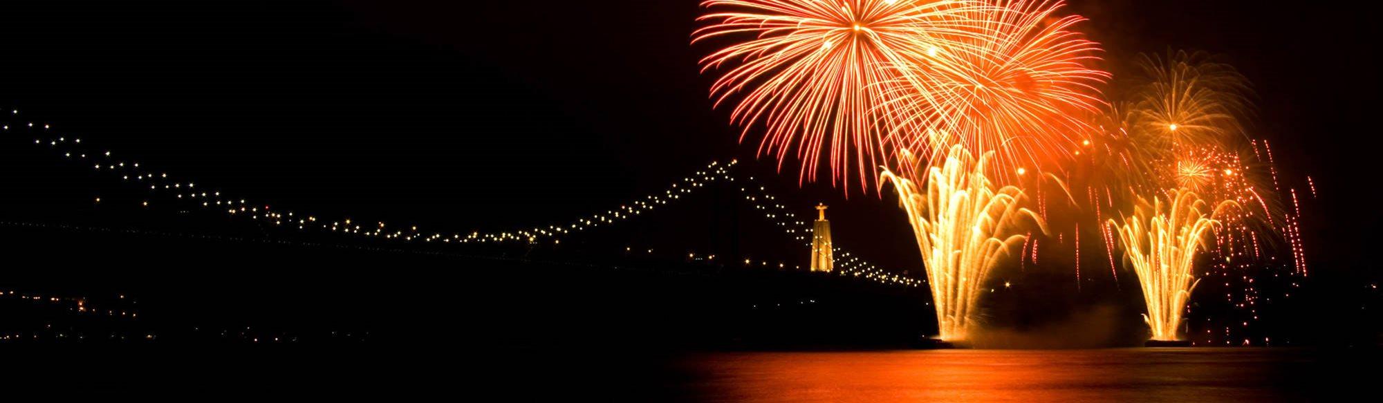 Nytår I Lissabon