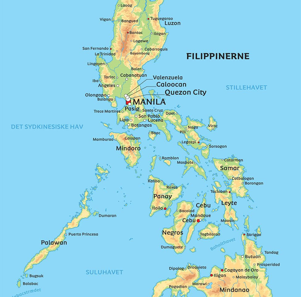 filippinerne fakta