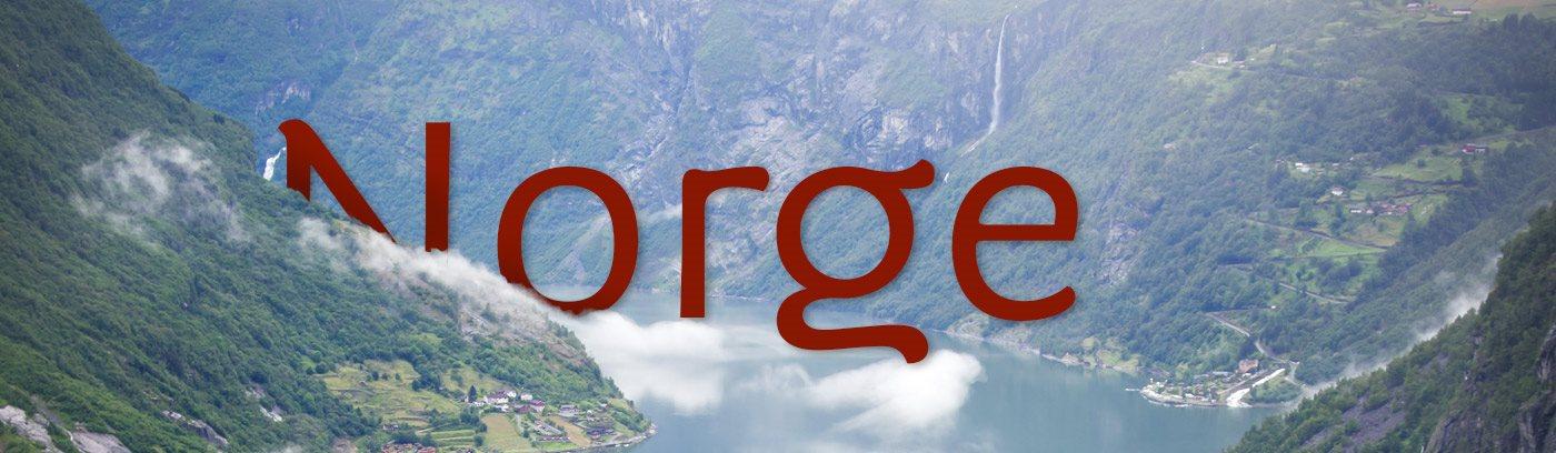 Fakta Norge: læs bl.a. om valuta, drikkepenge og takt og tone ved rejser til Norge