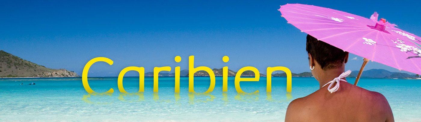 Caribien: Ferie i Caribien med Albatros