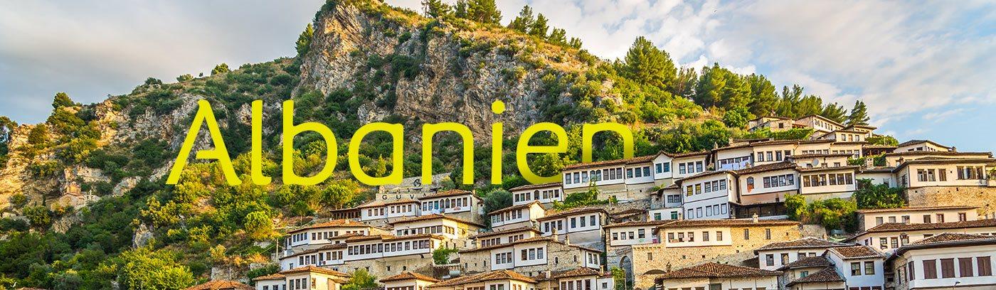 Rejser Albanien Alt Om Din Ferie I Albanien Albatros Travel