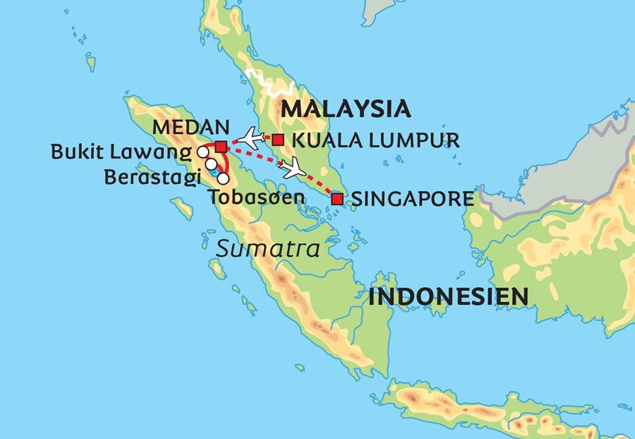 Tilslutte malaysien